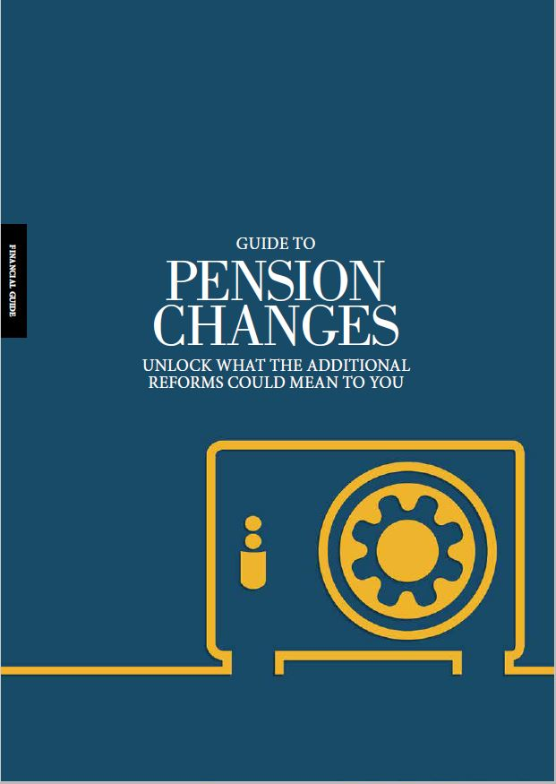Guideto Pension Changes