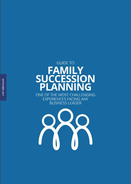 Guide to Family Succession Planning