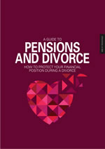A Guide to Pensions & Divorce