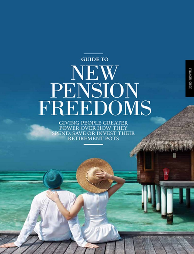 New Pension Freedoms Guide