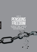 Guide to the pensions freedom