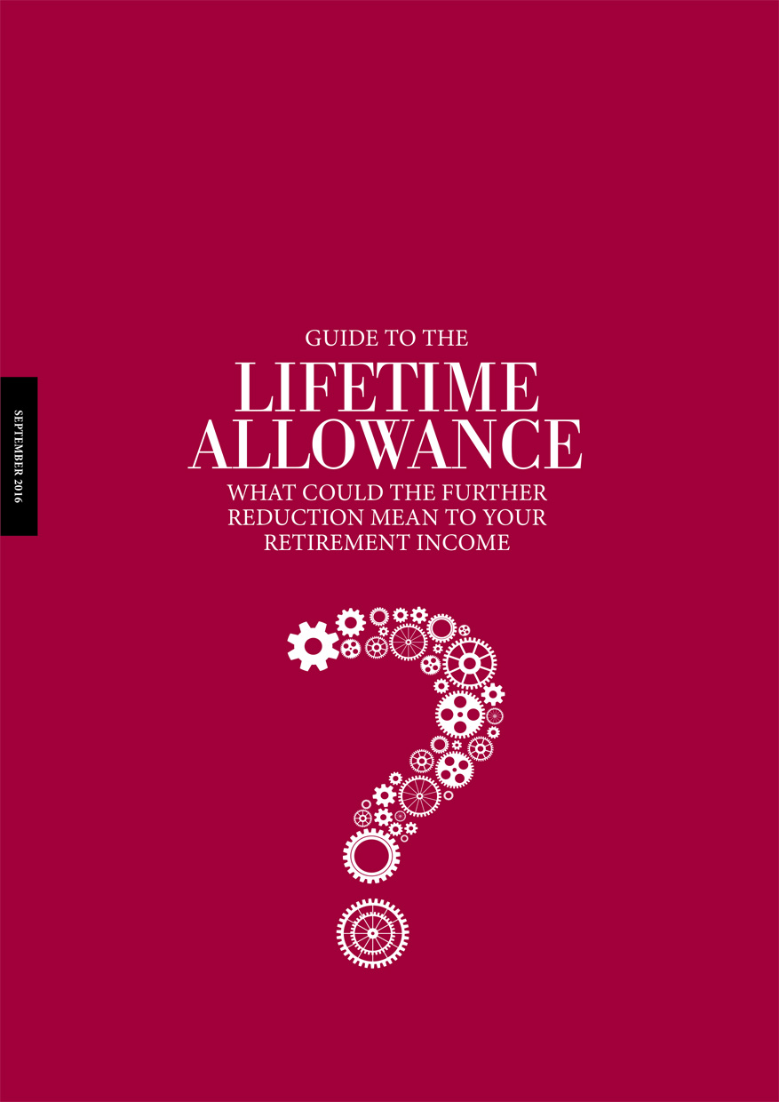 Guide to Lifetime Allowance